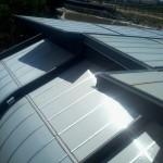 Montaje fachadas y cubierta policarbonato
